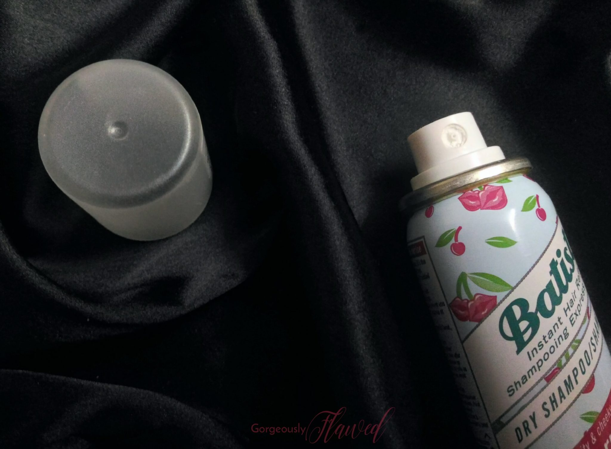 Review | Batiste Dry Shampoo - Fruity & Cheeky Cherry