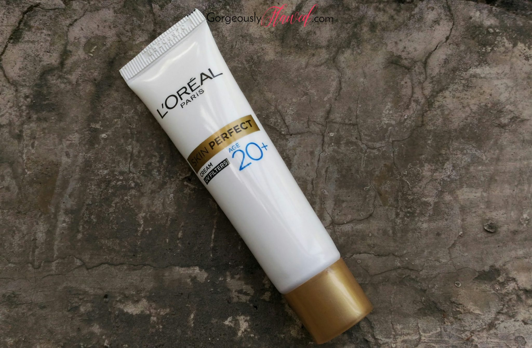 Review | L'Oreal Paris Skin Perfect Age 20+ Day Cream
