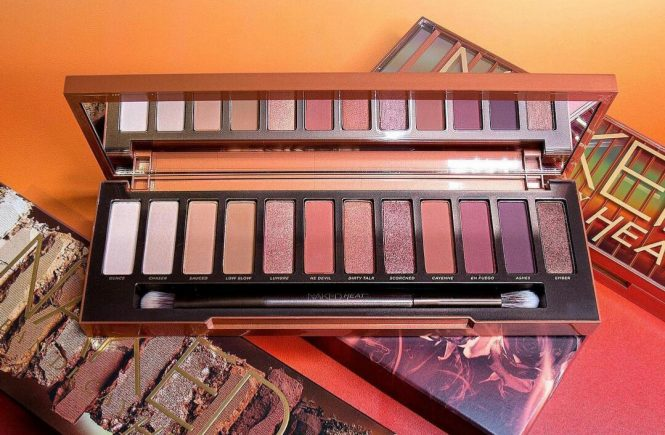 9 Best Dupes Of Urban Decay Naked Heat Eyeshadow Palette
