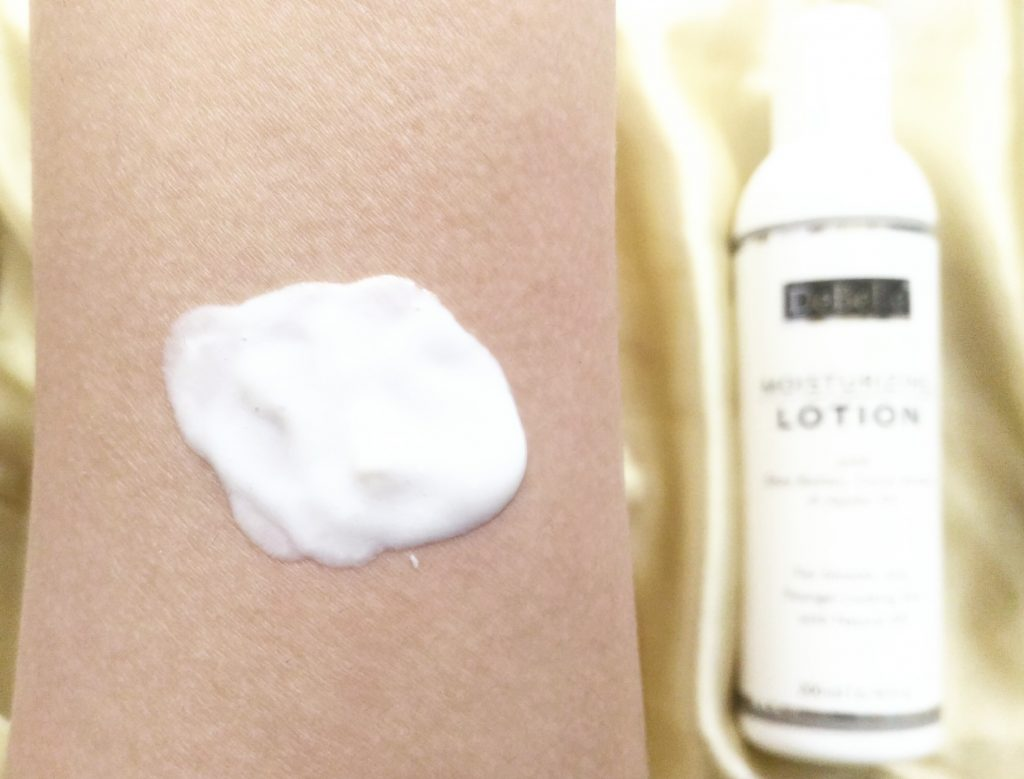 Review   Debelle Moisturizing Lotion - For Smooth, Soft & Younger Looking Skin