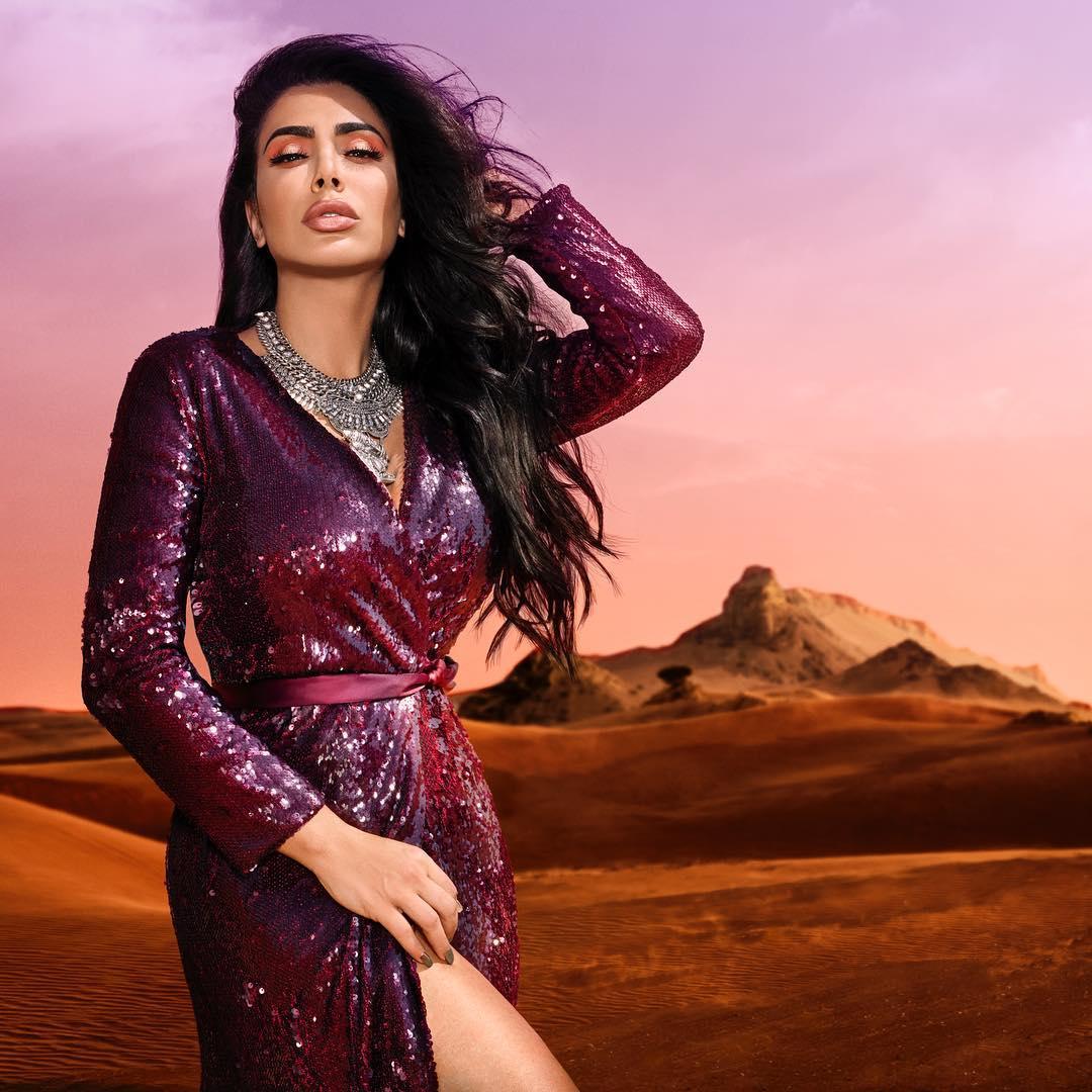 Huda Beauty Desert Dusk Eyeshadow Palette