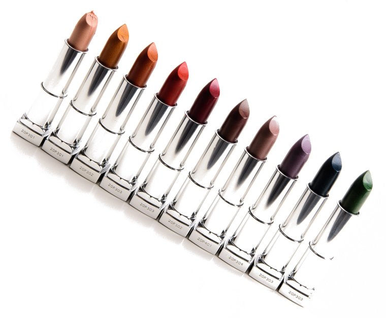 6 Best Dupes For MAC Metallic Lipsticks Collection