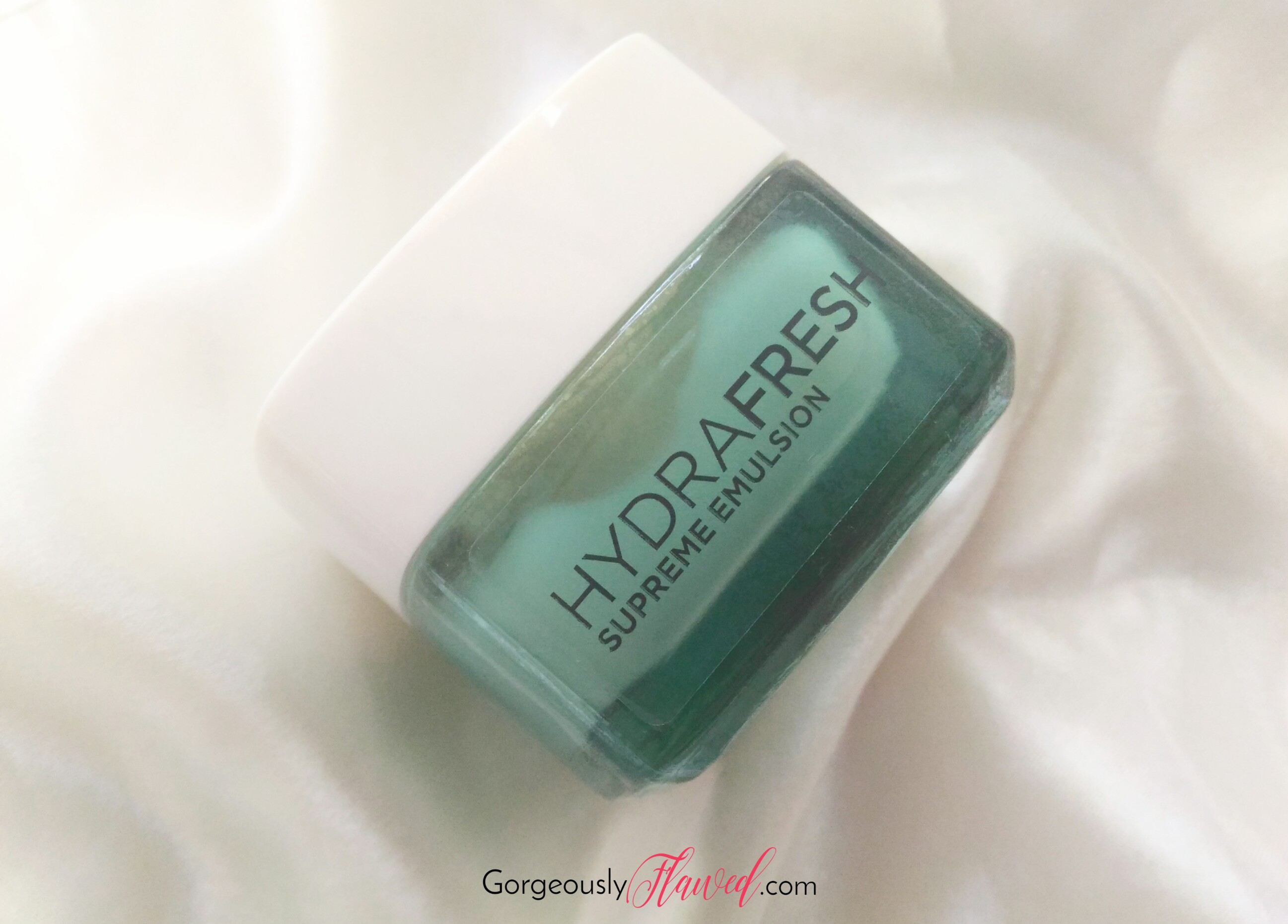 Review | L'Oreal Paris Hydrafresh All Day Hydration Supreme Emulsion