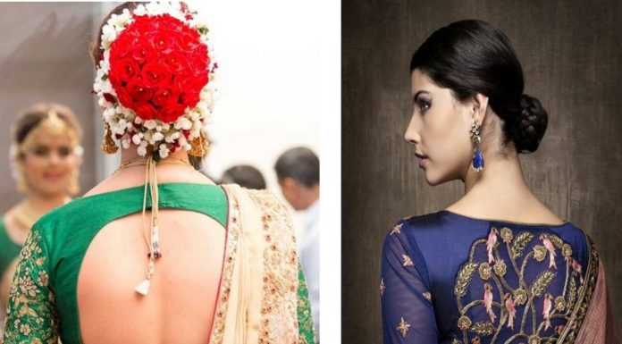 The Most Popular Blouse Designs For Brides
