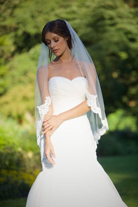 3 Stunning Wedding Veils Designs For Modern Brides
