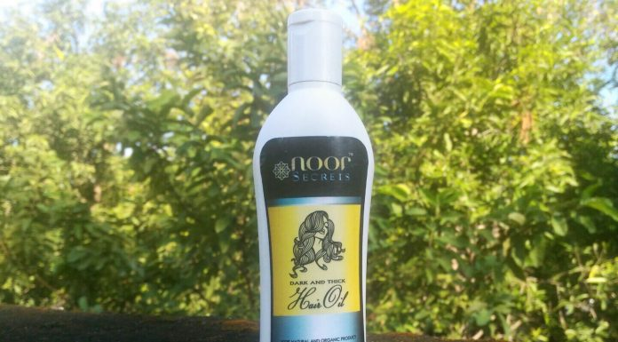 Review | Noor Secrets Hair Oil – 100% Natural & Herbal Oil