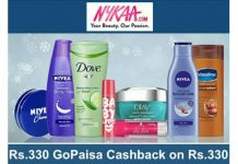 Get Nykaa Coupons - Your Fashion Buddy