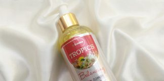 Review | St. Botanica Tropics Balancing Facial Cleanser - Best Facial Cleanser For Dry & Sensitive Skin