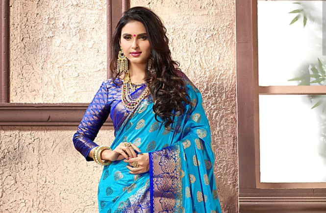 5 Types Of Silk Sarees & Their Origins