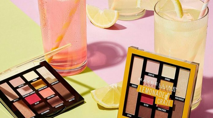 Maybelline Lemonade Craze Eyeshadow Palette Price, Lemonade Craze Eyeshadow Palette Swatches, Lemonade Craze Palette Availability, Buy Maybelline Lemonade Craze Eyeshadow Palette USA