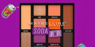 New Maybelline Soda Pop Eyeshadow Palette Swatches, Maybelline Soda Pop Palette Swatches, Maybelline Soda Pop Palette Price, Maybelline Soda Pop Eyeshadow Palette Price, Maybelline Soda Pop Eyeshadow Palette Availability Launch Date, Buy Maybelline Soda Pop Eyeshadow Palette Gigi Hadid Met Gala 2018 Patrick Ta