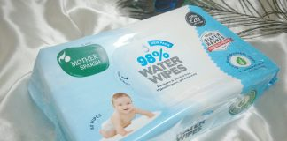 4 Reasons To Choose Mother Sparsh Water Based Wipes Over Ordinary Wipes - Mothersparsh Wet Wipes Review, Water Based Wipes Alcohol Free