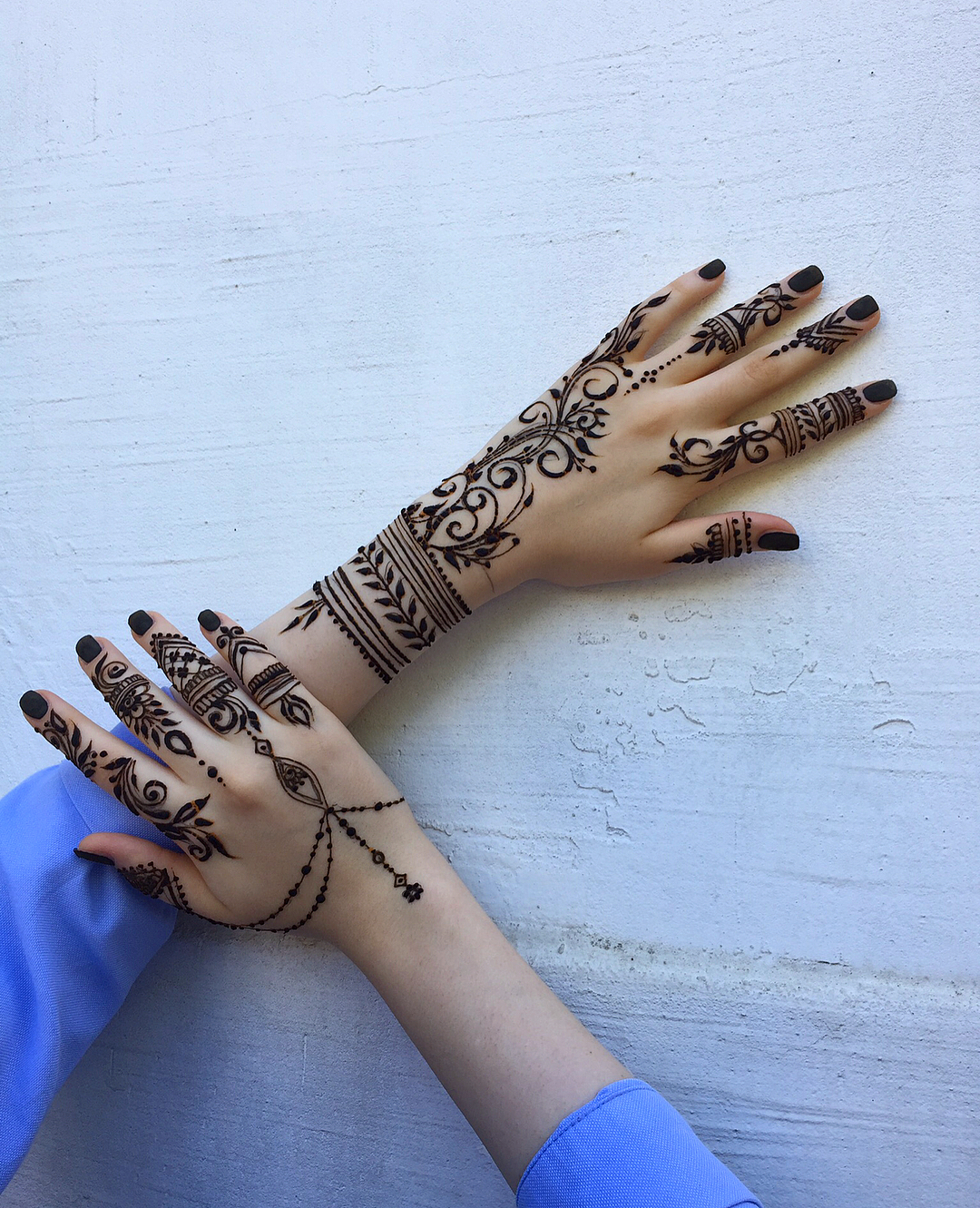 Elegant Henna Designs: 25+ New Rakshabandhan Mehndi Designs For 2018