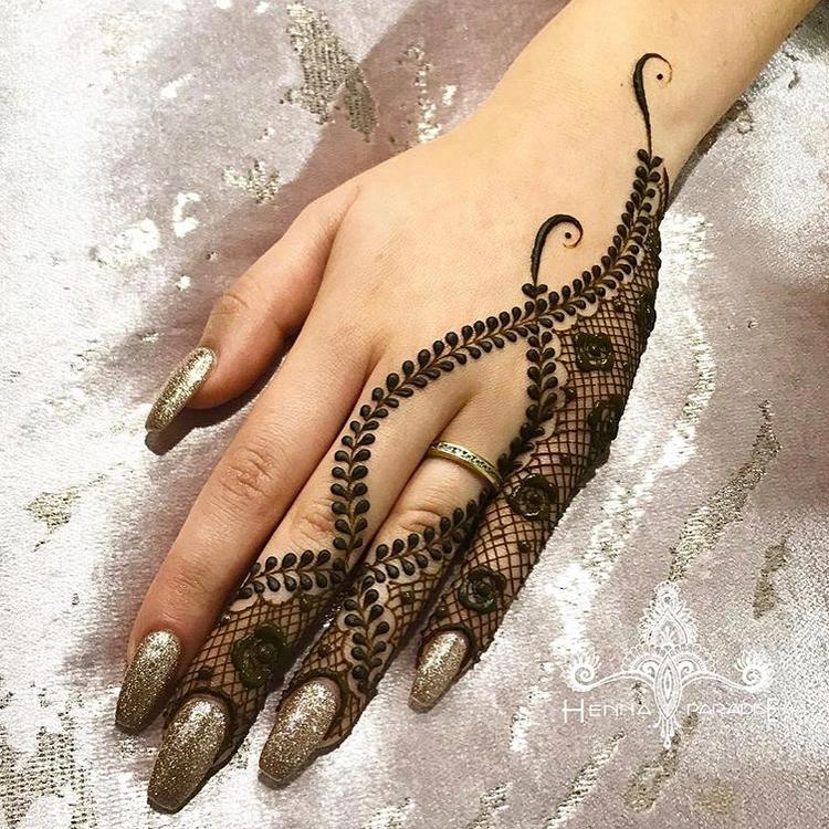 Adorable New Rakshabandhan Mehndi Designs For 2018 | Simple & Easy Rakshabandhan Mehndi Design To Try This Year | Simple Mehndi Designs For Beginners | Latest Rakhi Mehandi Designs