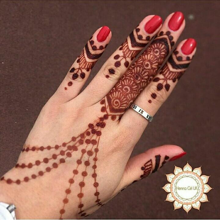 Adorable New Rakshabandhan Mehndi Designs For 2018 | Simple & Easy Rakshabandhan Mehndi Design To Try This Year | Simple Mehndi Designs For Beginners | Latest Rakhi Mehandi Designs | Jewelry Mehndi Designs