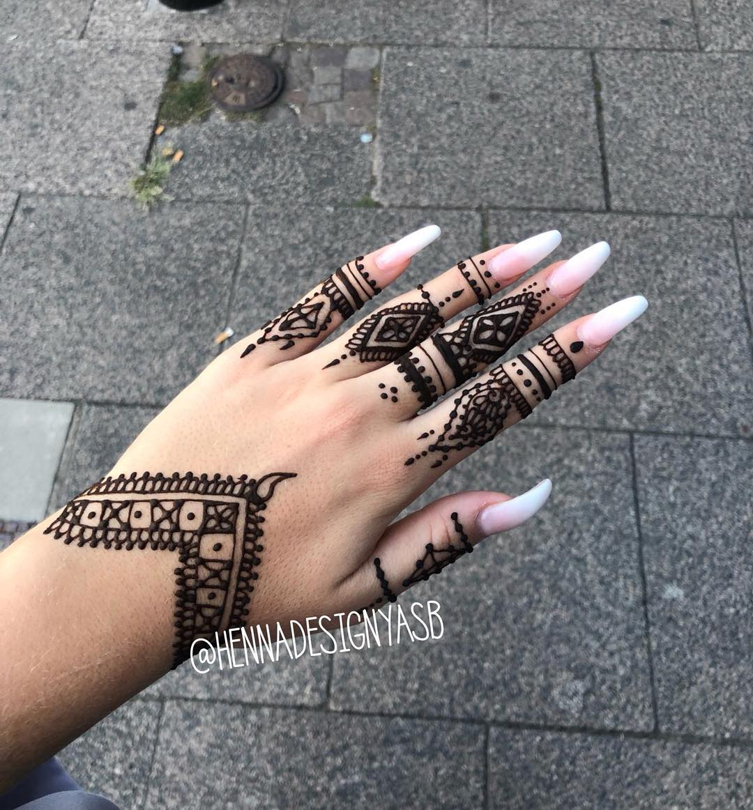 25+ New Rakshabandhan Mehndi Designs For 2018 | Rakhi Mehndi
