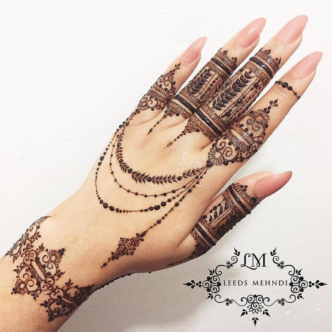 Simple Mehndi Designs For 2018 To Try Trendy Mehendi