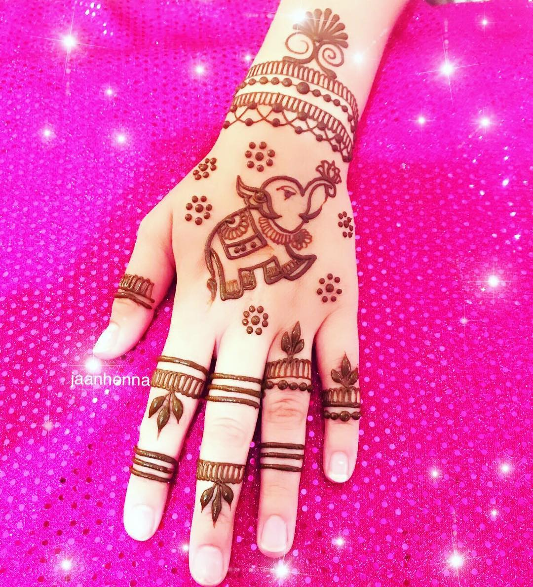 New Mehndi Design Simple 2018, Latest 2018 Mehendi Design Photos, Simple Mehndi Designs For Beginners, Mehndi Designs Easy And Simple, Festival Mehendi Designs