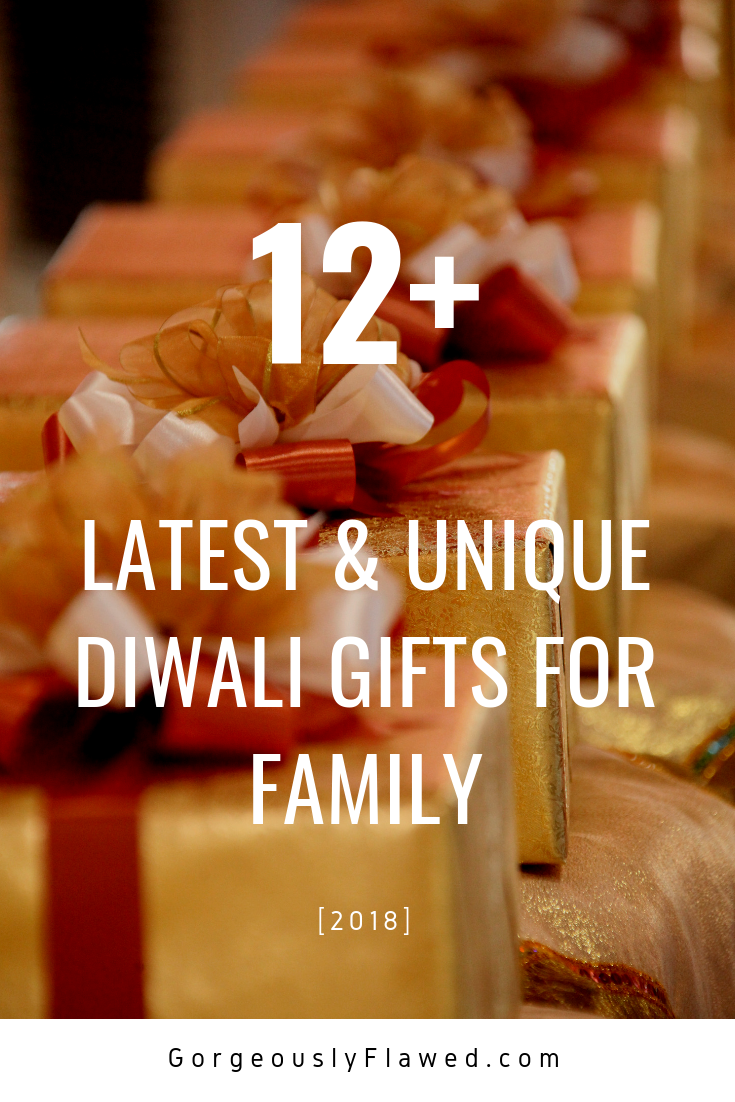 12+ Latest & Unique Diwali Gifts For Family [2018] 2