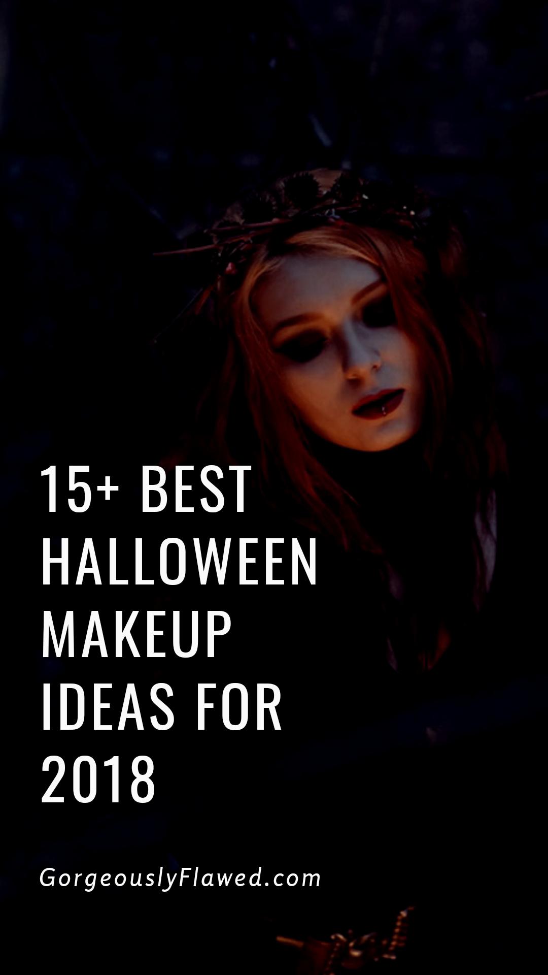 15 Best Halloween Makeup Ideas For 2018 1