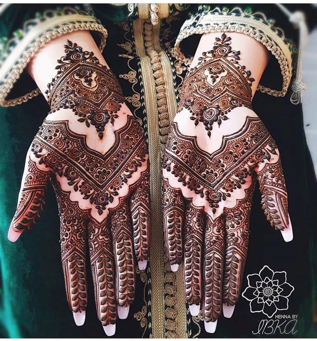 Best Mehndi Designs For Navratri 2018 Photos Inspirations, Mehndi For Durga Pooja, Mehndi For Garba, Mehndi For Pujo 2018 Mehendi Designs
