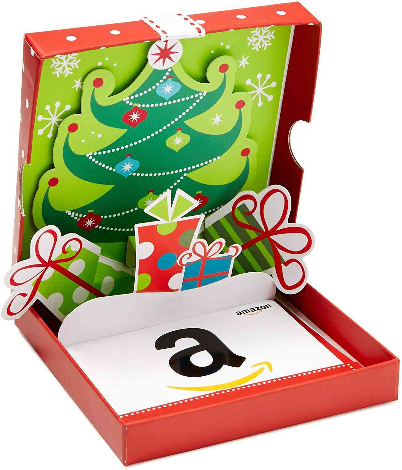 Best Christmas Gifts For Men [2019] - Amazon gift card pop-up box
