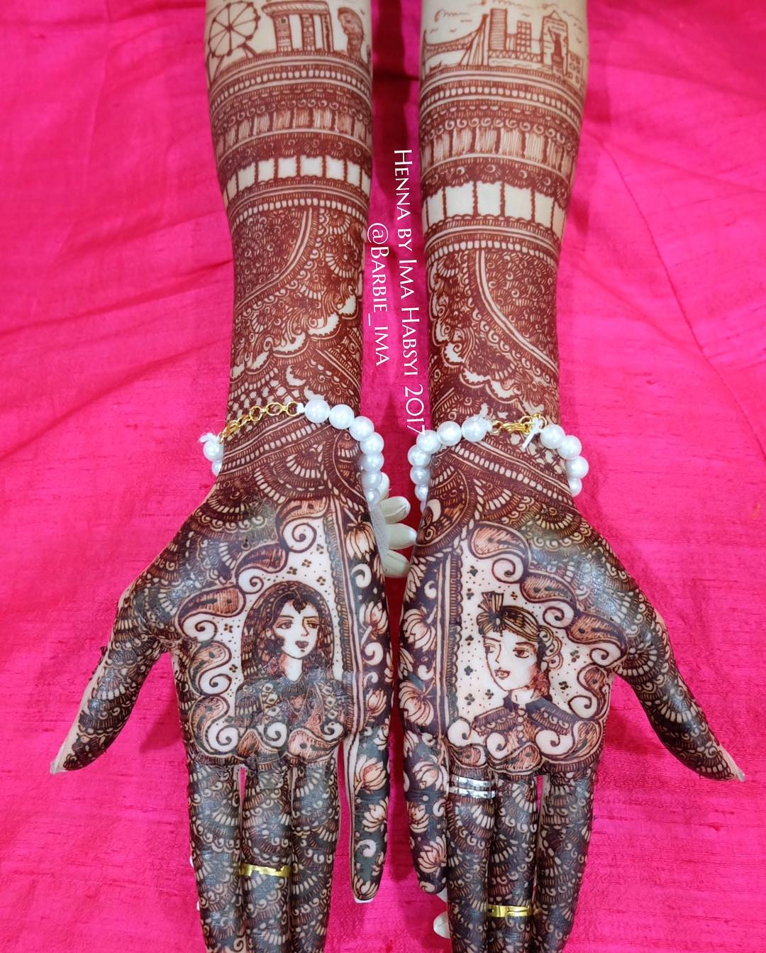 30+ New Bridal Mehndi Designs 2019 - Top Mehandi Design Trends For The Year
