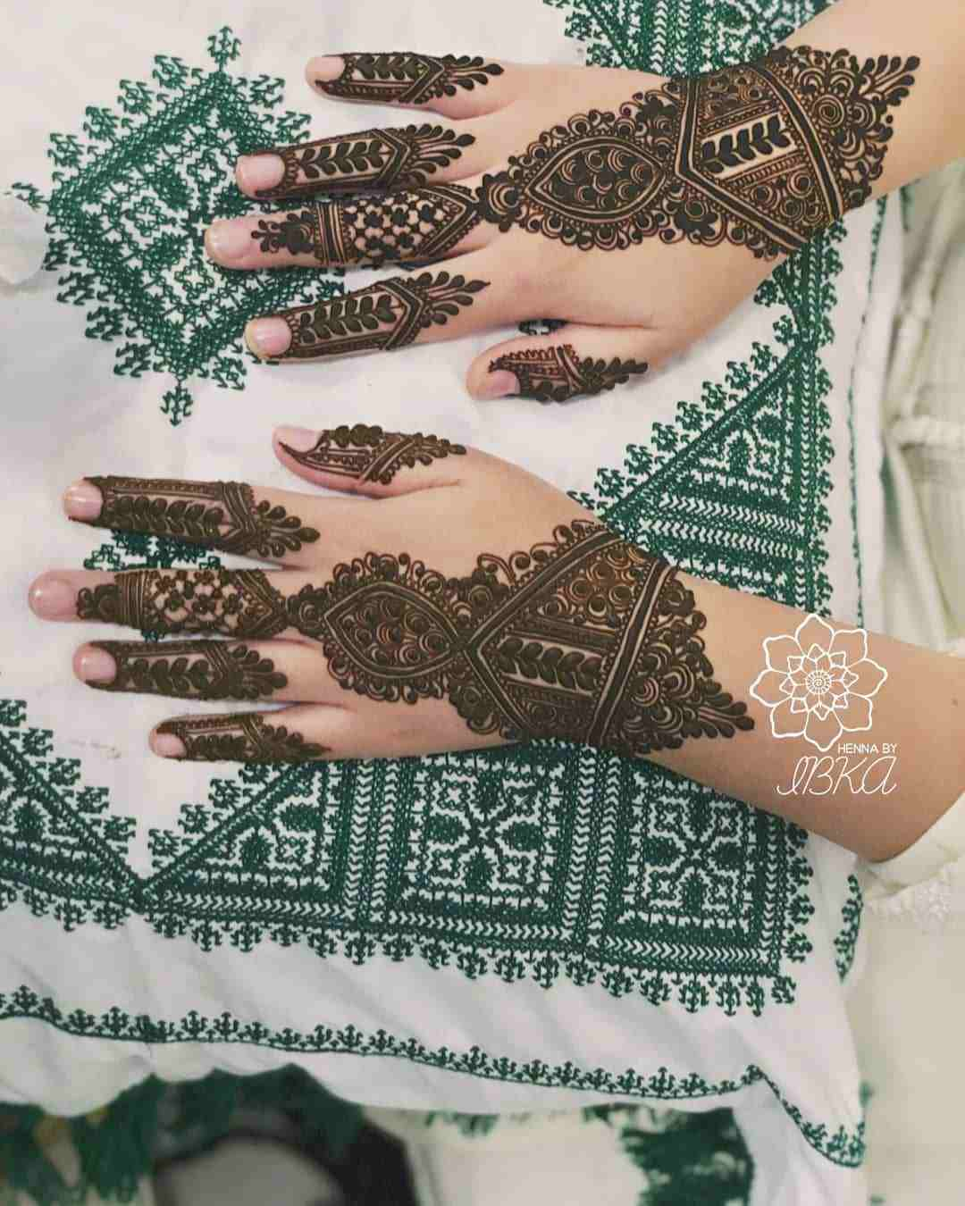 Best bridal mehndi designs 2019