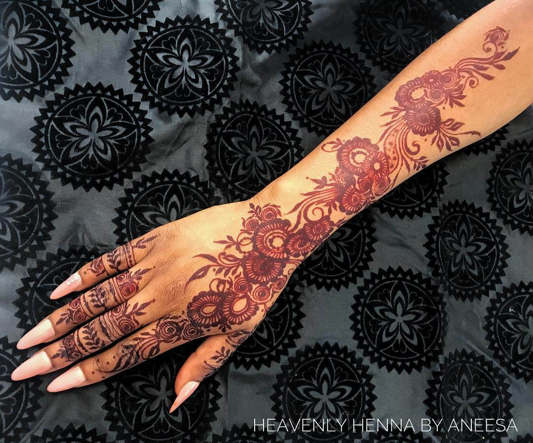 50 New Bridal Mehndi Designs 2019 Top Mehandi Design Trends For The Year