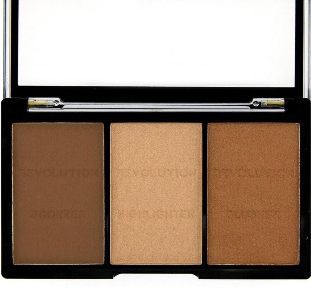 bronzer blush highlighter palette india