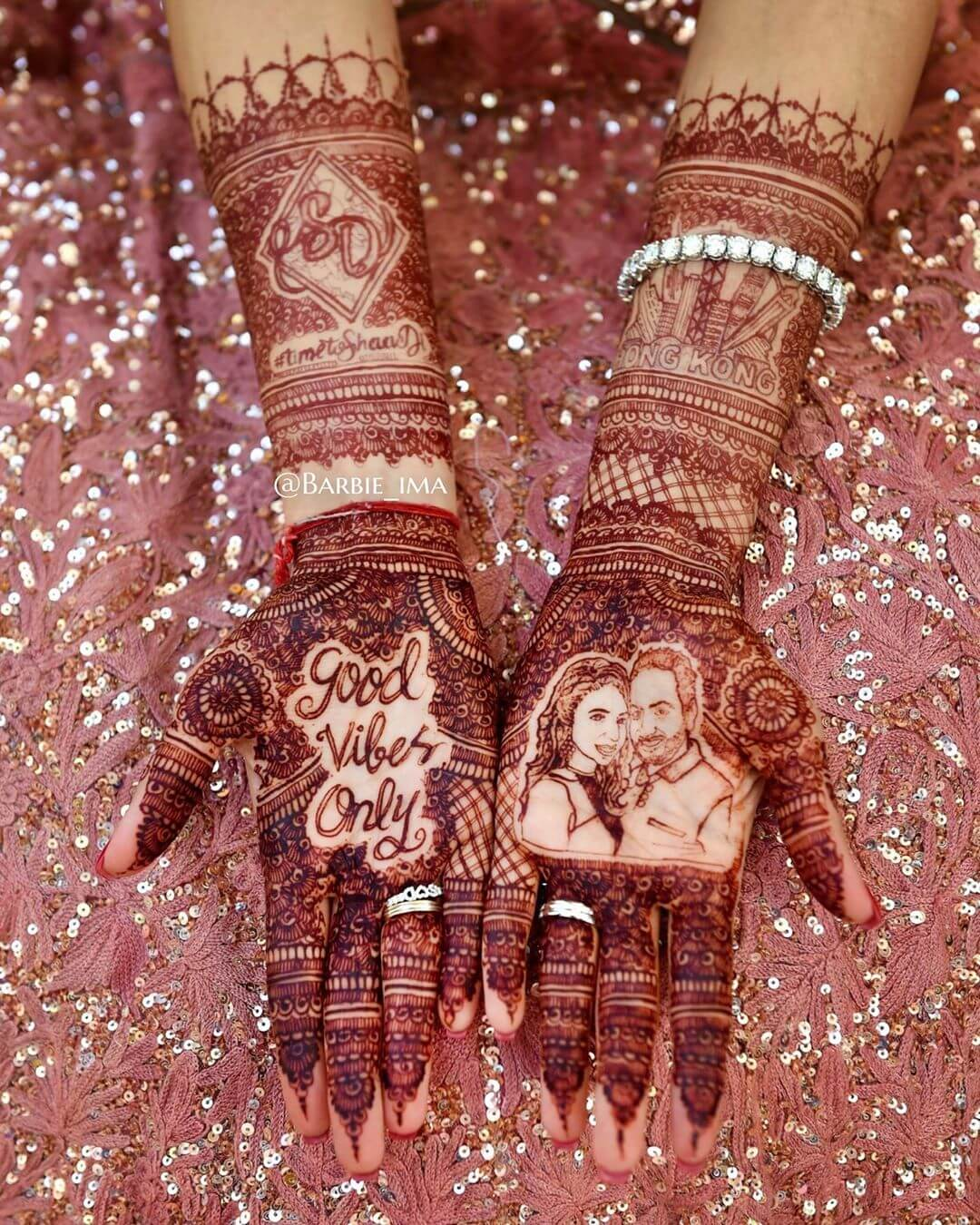 32 New Bridal Mehndi Designs 2019 Top Mehandi Design Trends For