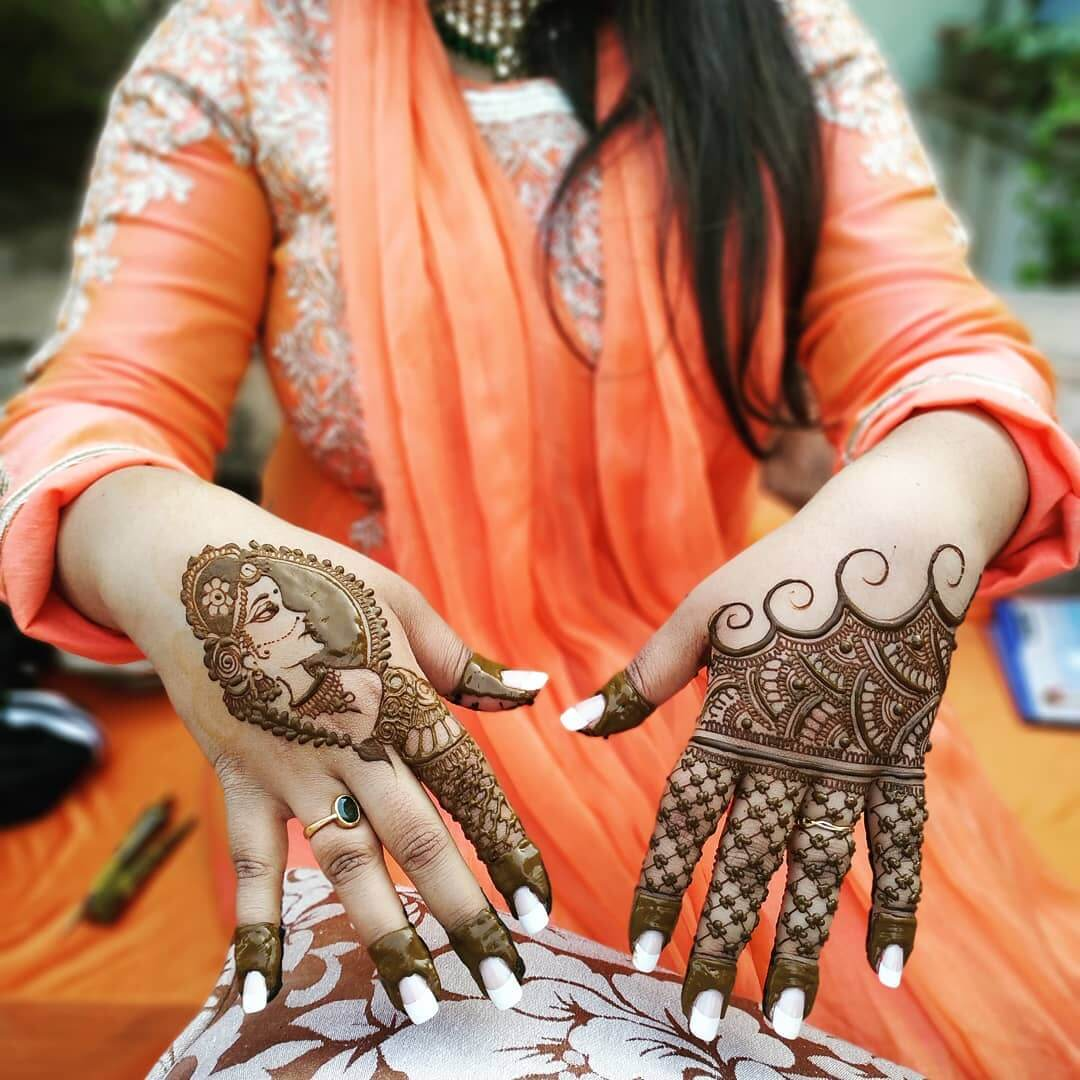 50+ New Bridal Mehndi Designs 2019 - Top Mehandi Design Trends For The Year 3