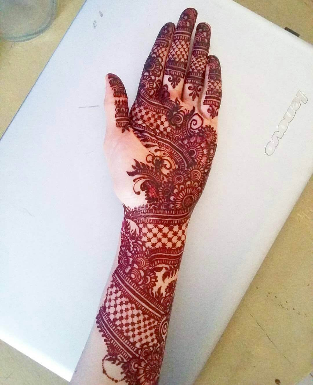 full front hand mehndi design 2019 photos