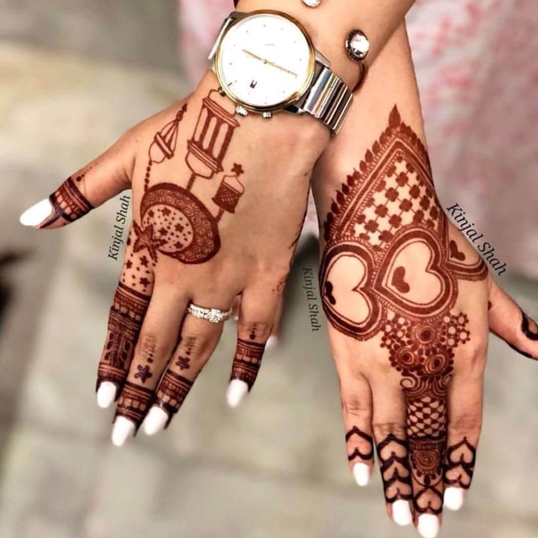 50 New Bridal Mehndi Designs 2019 Top Mehandi Design