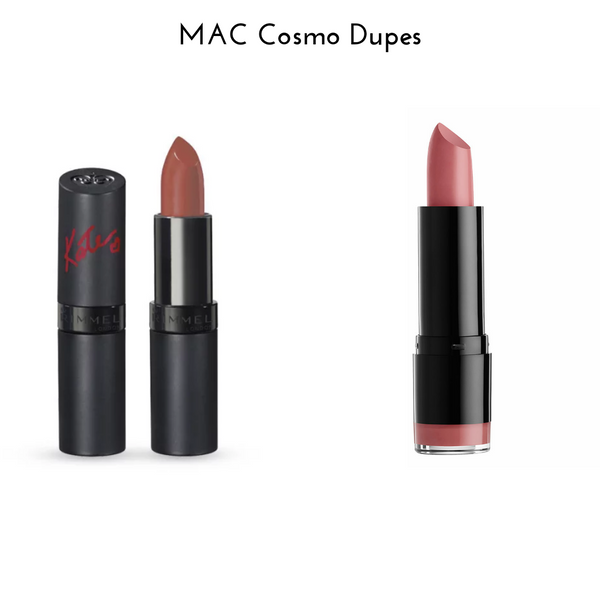 MAC Cosmo Dupes