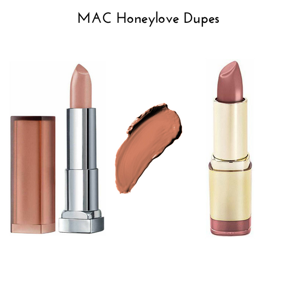 MAC Honeylove Dupes