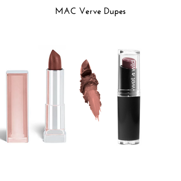MAC Verve Dupes