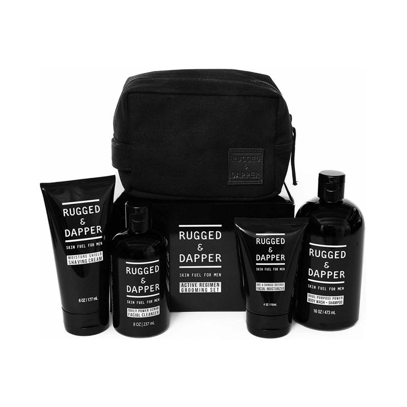 Men's Skincare Set - valentines day ideas for boyfriend, valentines gifts for him 2019