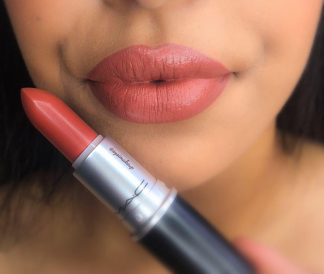 Nude Lipsticks From MAC - MAC Snob @sysimakeup