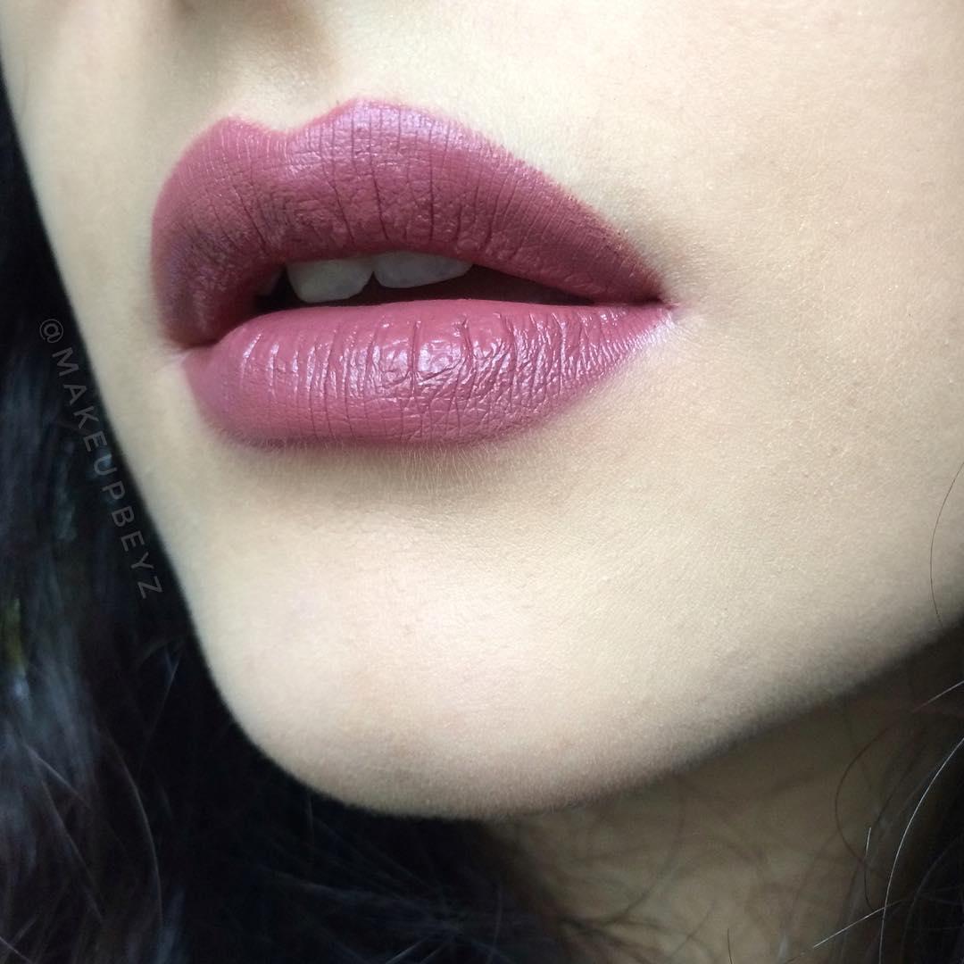 Nude Lipsticks From MAC - MAC Twig @makeupbeyz
