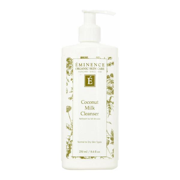 Eminence Coconut Milk Cleanser | best vegan face cleanser for dry skin