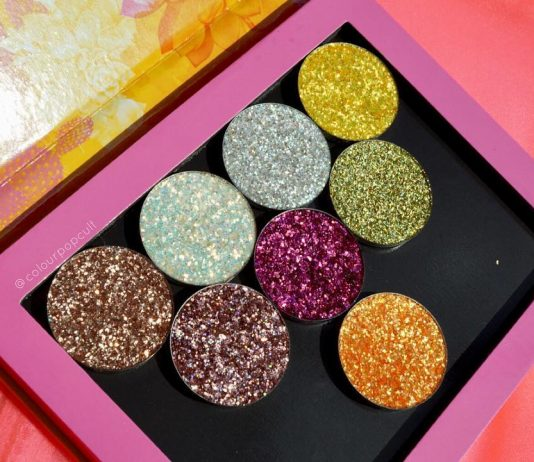 ColourPop Festival Pressed Glitters Price & Swatches Here