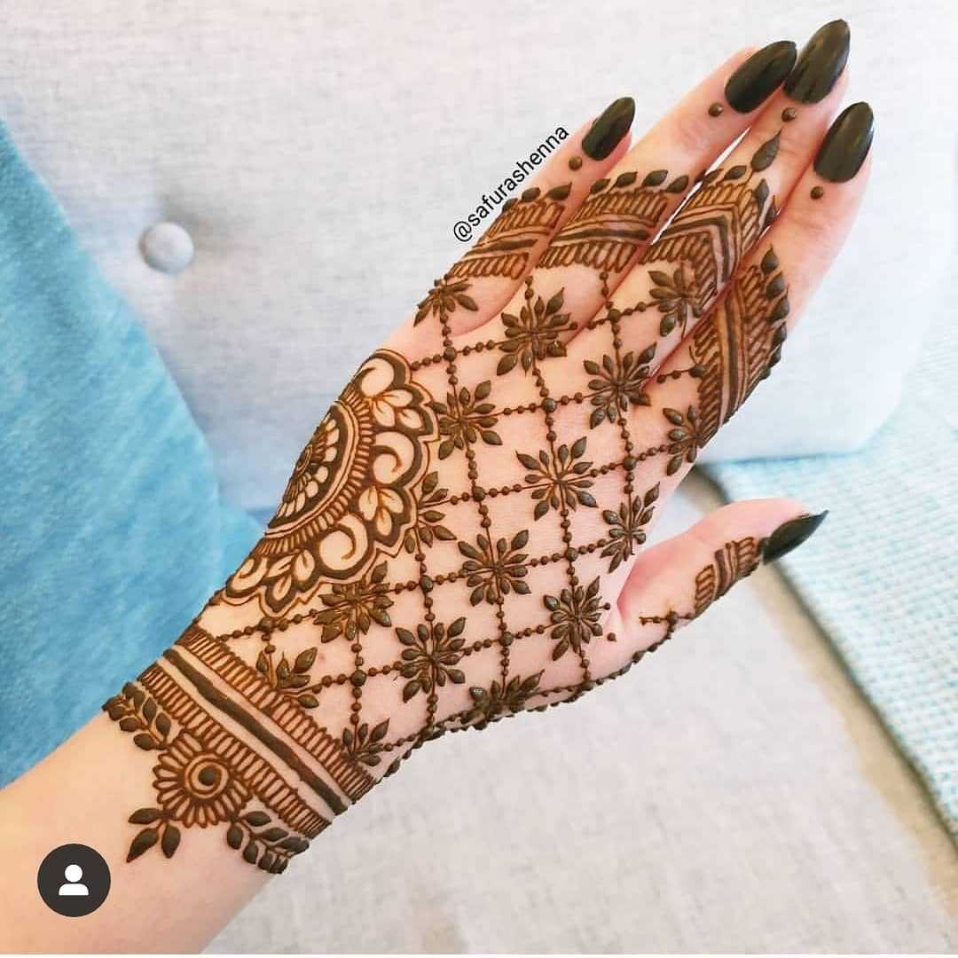 25+ Beautiful Eid Mehndi Designs 2019 , Images \u0026 Videos