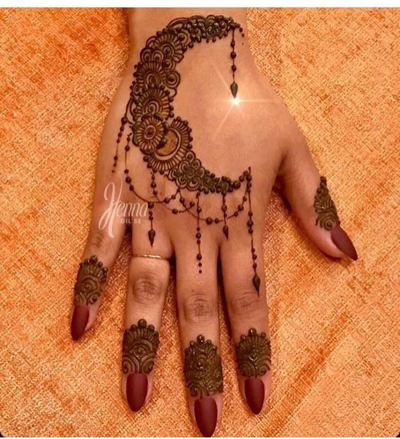 Eid special mehendi images latest