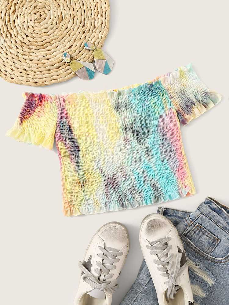 5 Chic Tie-Dye Outfits