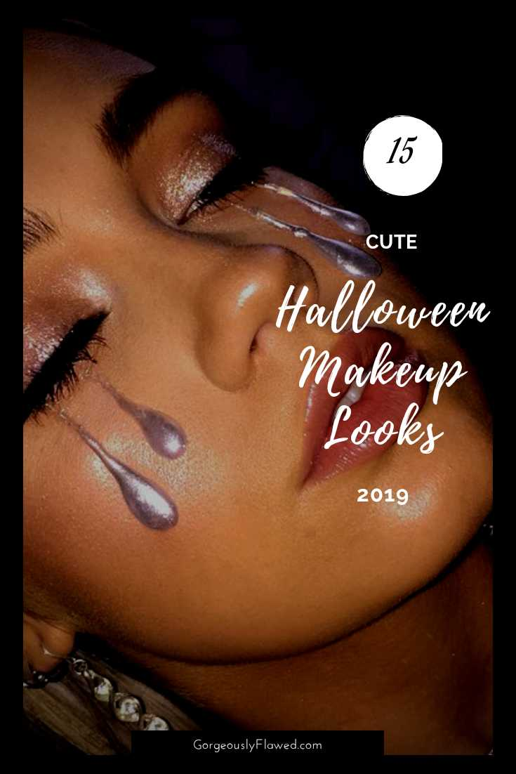 15 Cute Halloween Makeup Looks To Try In 2019
