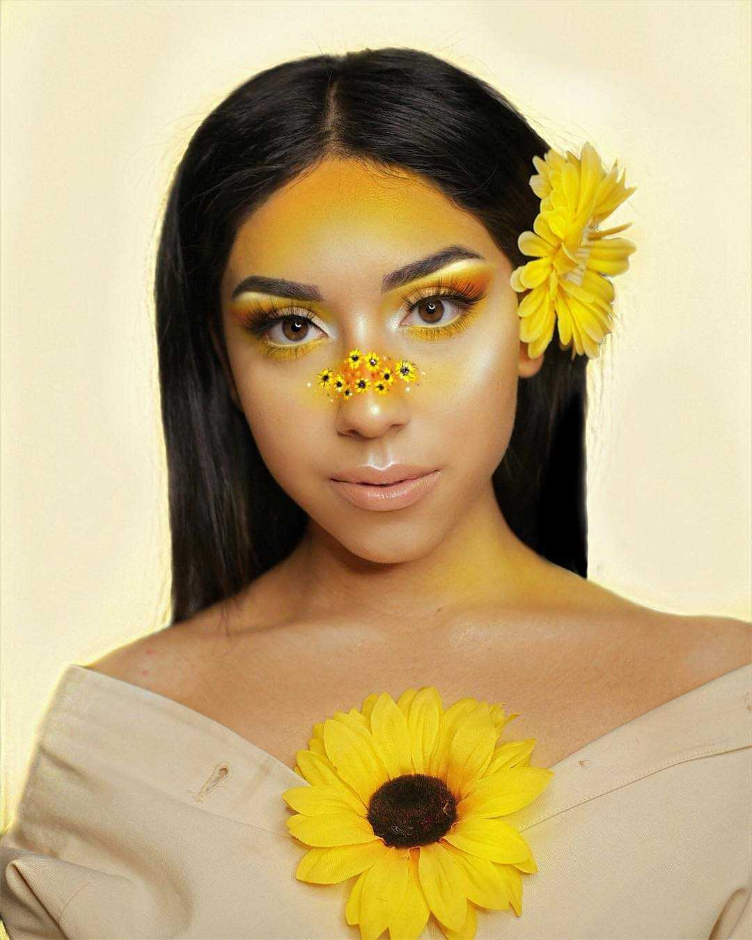 The Sun-kissed Makeup Look