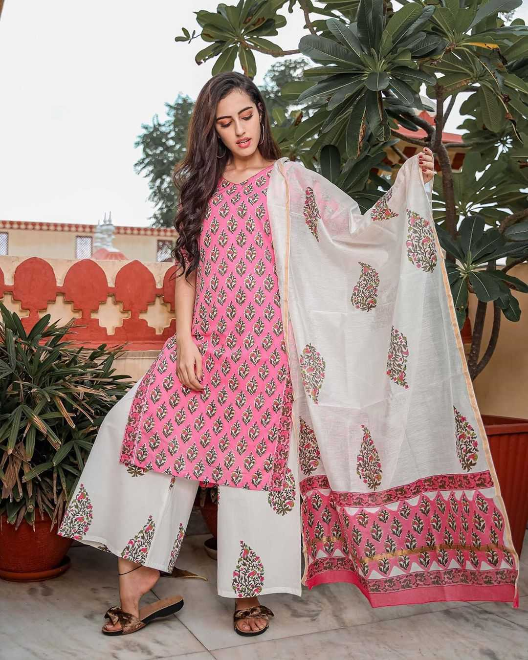 Top 9 Dussehra Outfits Inspirations That Are Trending in 2019 - affordable kurta set