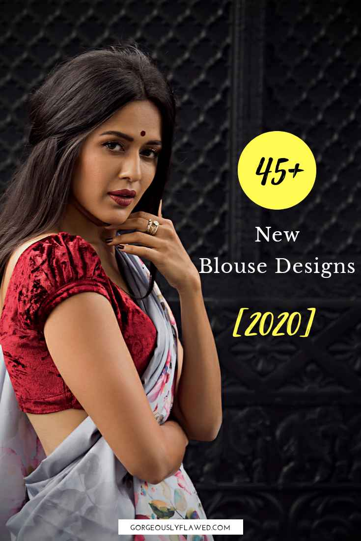 45 New Blouse Designs 2020 Trendy Blouse Design Images For 2020