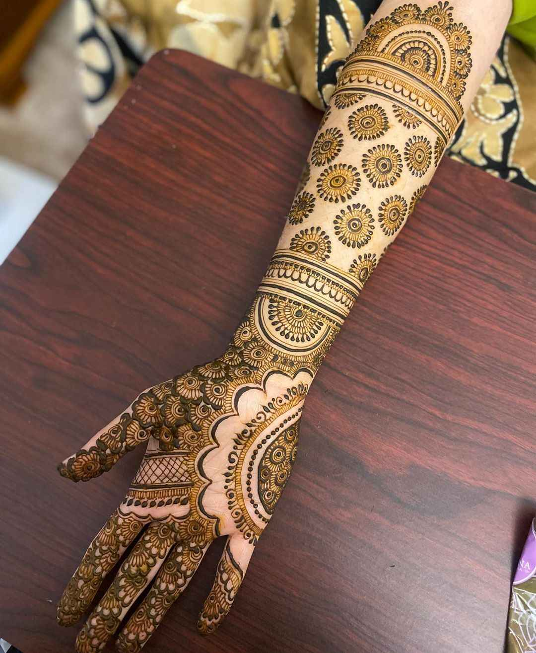 45+ Latest Bridal Mehndi Designs 2020 - Images ...
